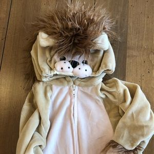 Baby Lion Costume - 12 Months